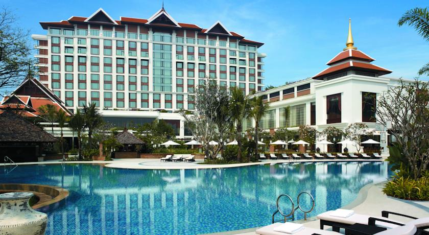Shangri-La Hotel Chiang Mai – Nær Natmarked