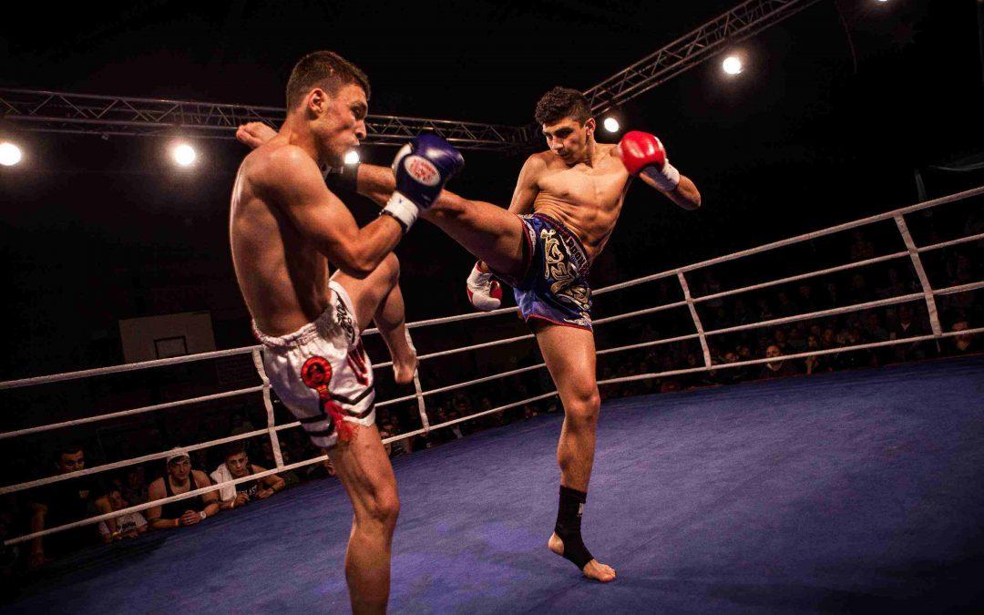 Thai Boxing Chiang Mai