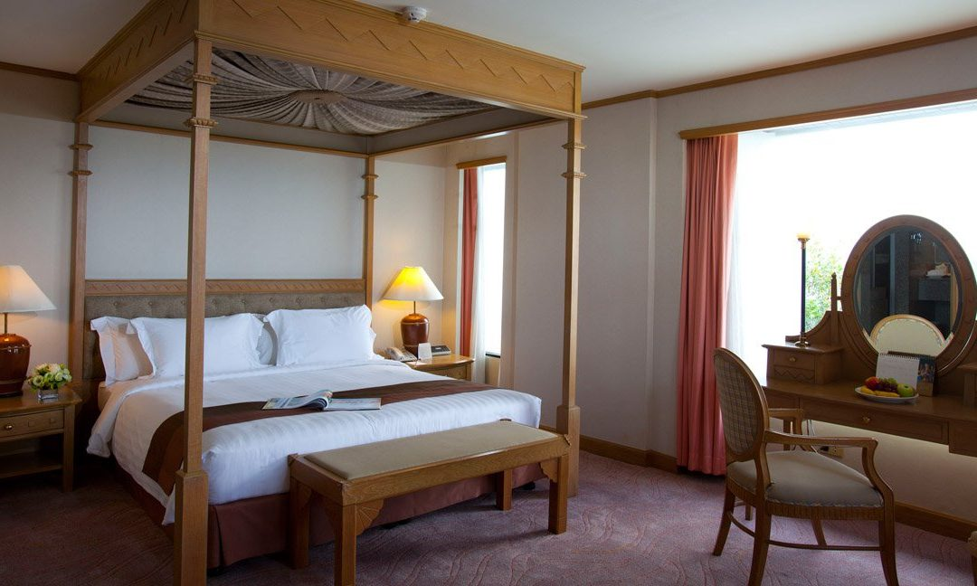 Dusit Island Resort – Ved floden