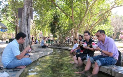 San Kampaeng Hot Spring