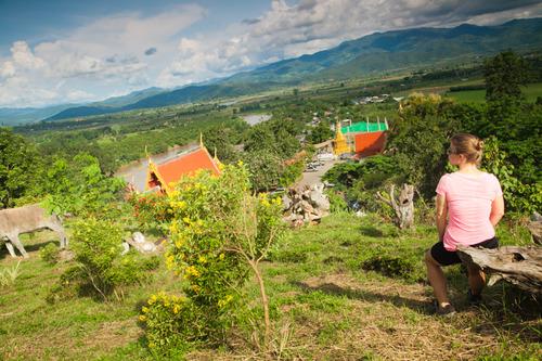 Chiang Mai og Chiang Rai – 4 dage