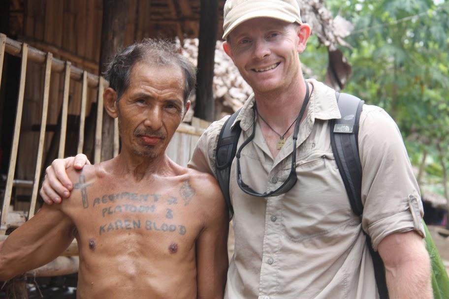 Trekking med Dansk rejseleder i Mae Sariang