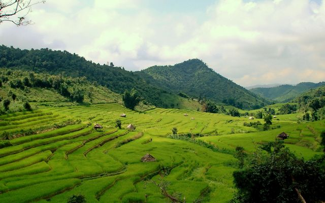 Trekking Mae Sariang – 6 dage