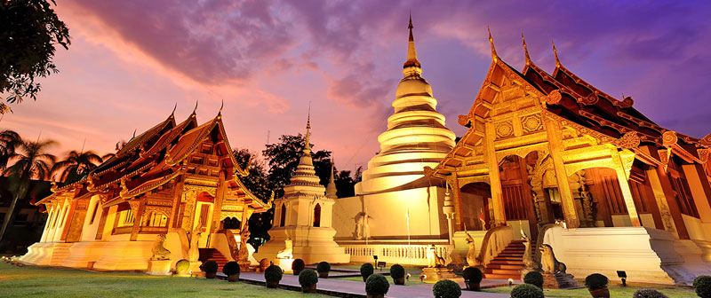 Chiang Mai oplevelser 36 timer