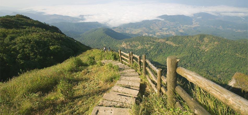 Trekking Sanpatong – Fuld dag