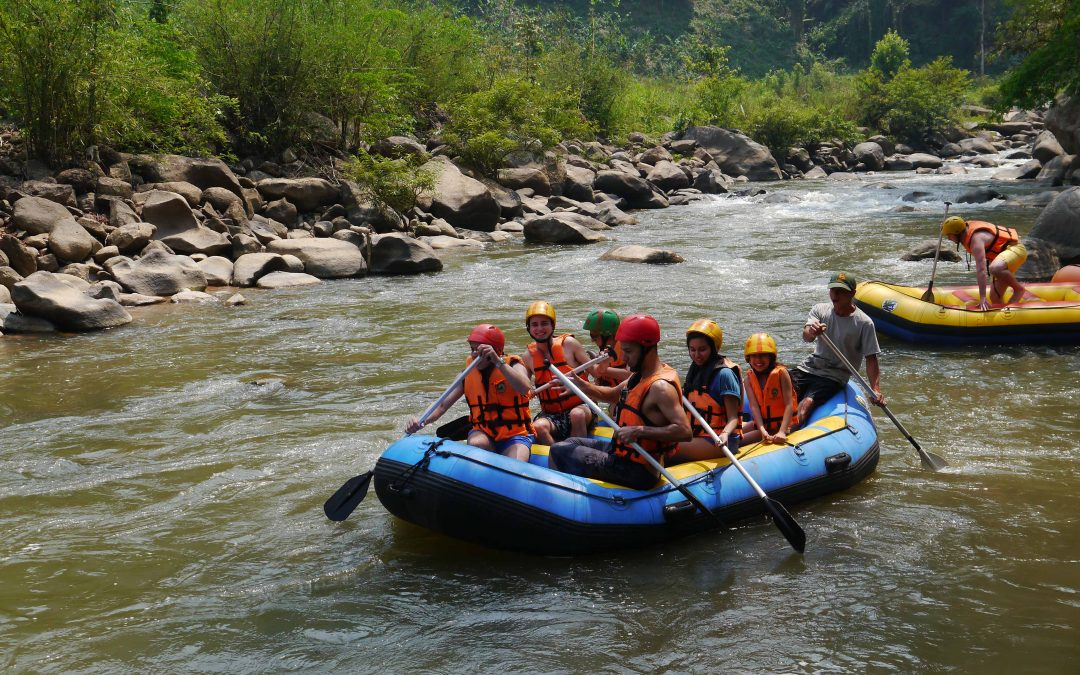 River Rafting Chiang Mai – Fuld dag