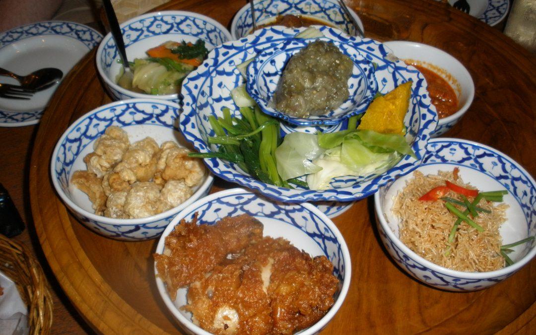 Khantoke Chiang Mai