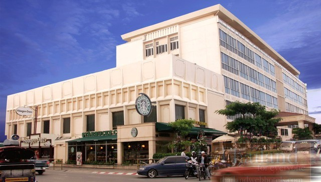 Anmeldelse Suriwongse Hotel Chiang Mai