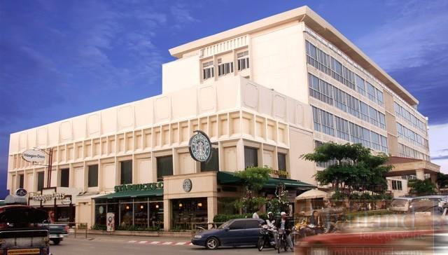Anmeldelse Suriwongse Hotel Chiang Mai