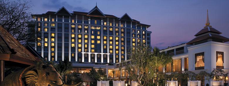 Anmeldelse Shangri-la Hotel Chiang Mai