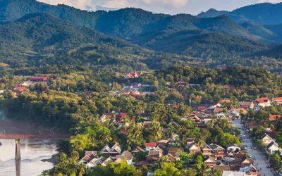 Cruise og Luang Prabang