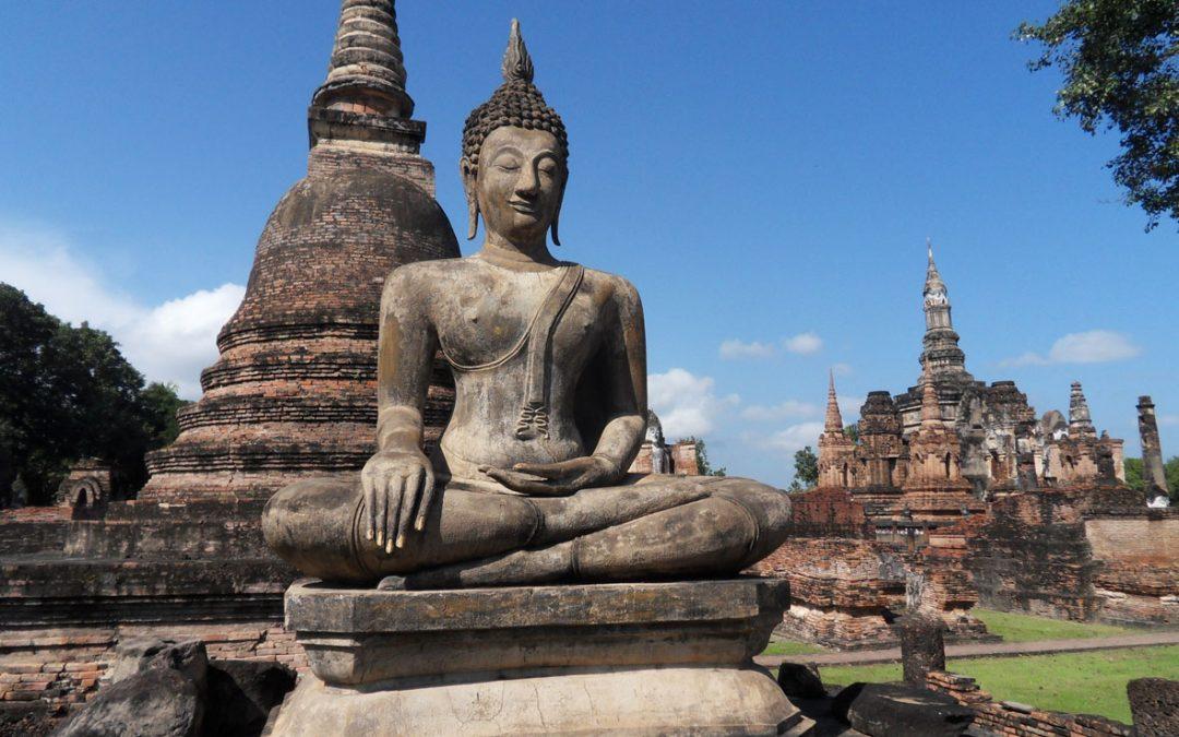 Sukhothai – 3 Dage