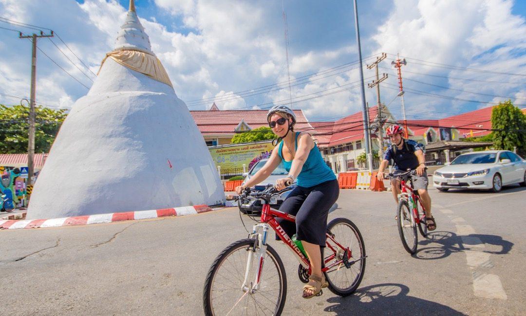 Chiang Mai Cykeltur