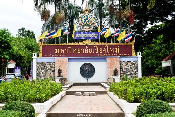 Chiang Mai universitet vil indføre entrébetaling for turister
