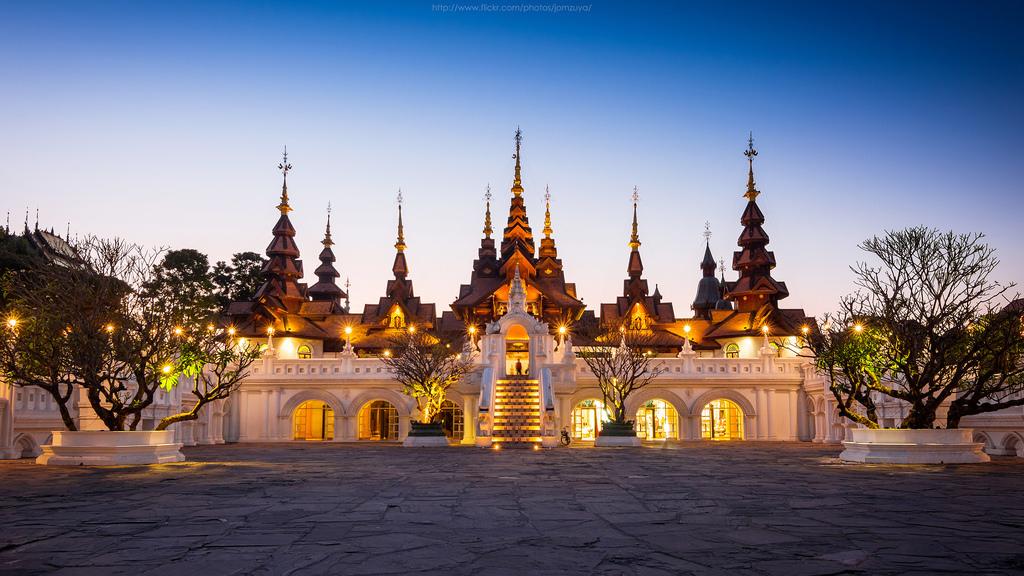 Dhara Dhevi Chiang Mai kåret som Thailands bedste hotel