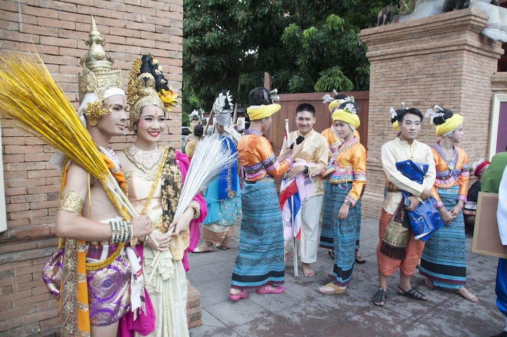 Chiang Mai longan festival