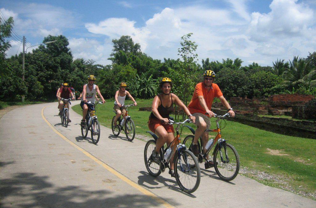 Cykling Chiang Mai